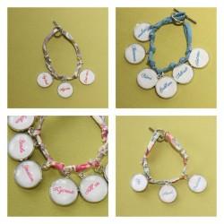 Bracelet de Famille personnalisable