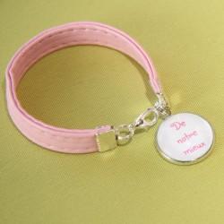 """Bracelet enfant """"De notre mieux"""""""