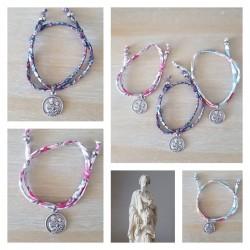 Bracelet liberty Saint Joseph