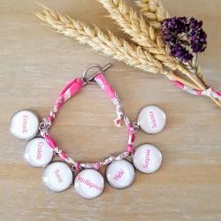 Bracelets 7 dons du Saint...