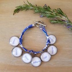 Bracelet 7 dons du Saint...